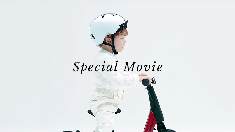 AIRBUGGY KICK & SCOOT Special Movie