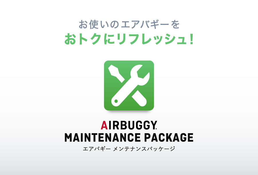 AIRBUGGY MAINTENANCE PACKAGE