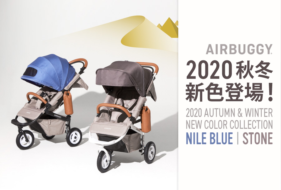 AIRBUGGY 2020AW NEW COLOR